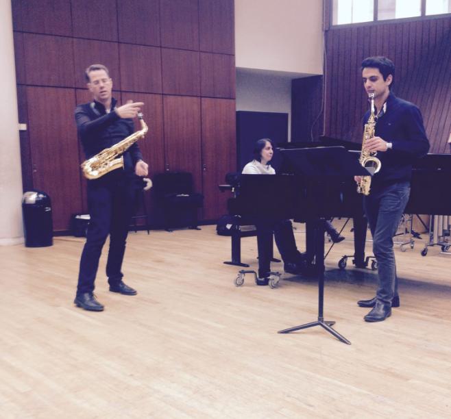 « Duo SAX & PIANO » @ Siège de l'APEPAC | Gœulzin | Hauts-de-France | France