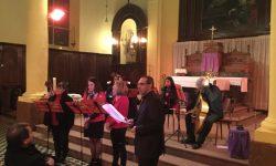 Ensemble baroque ARCO VOCALIS église de GOEULZIN