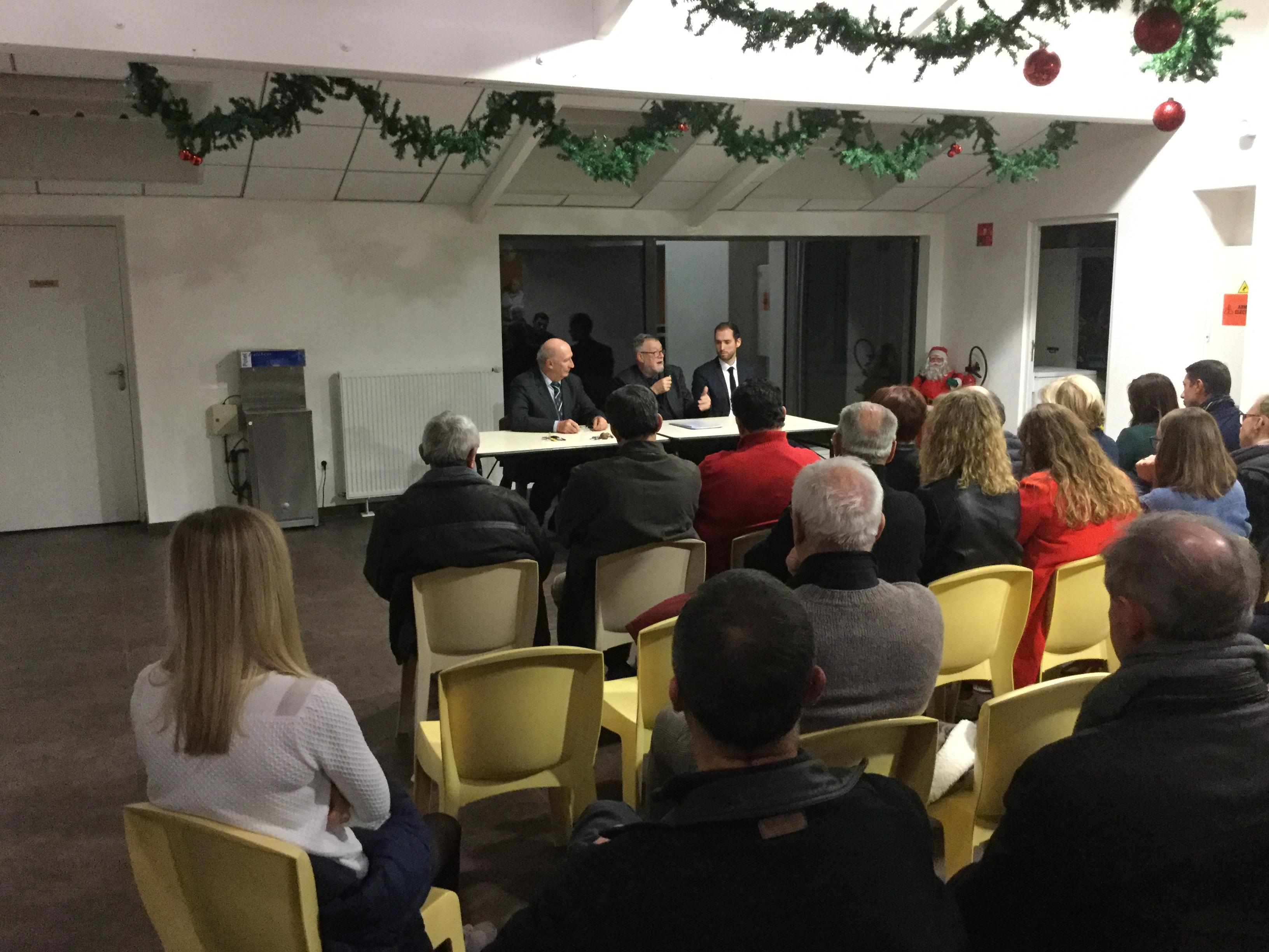 Conférence Gilbert THIEL, juge antiterroriste sur les serial killer Salle du Cadran GOEULZIN